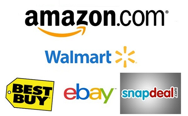 Top 5 online shopping websites for shopaholics for Online shopping websites list